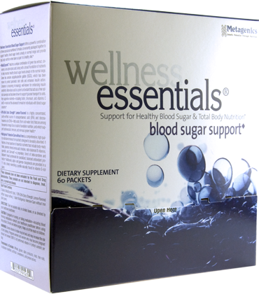 Wellness Essentials for Blood Sugar Support