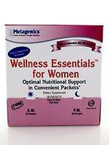 Wellness Essentails for Women