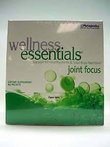 wellenss essentials for joints from Metagenics
